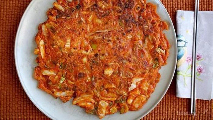 Resep: Kimchijeon, Bakwan ala Korea yang Menggoda Selera