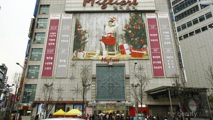 5 Tempat Belanja Menarik di Korea yang Tak Boleh Dilewatkan