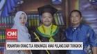 VIDEO: Penantian Orang Tua Menunggu Anak Pulang dari Tiongkok