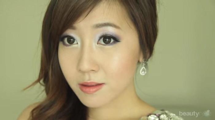 Tutorial Makeup Glamour untuk Pesta
