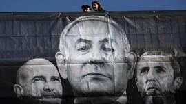 FOTO: Hasil Hitung Cepat Pemilu Israel, Netanyahu Unggul
