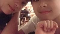 <p>Hayo, Karan mirip Ayah atau Bundanya? (Foto: Instagram@bungazainal05) </p>