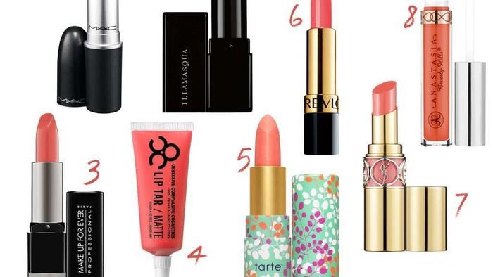 Wajah Terlihat Lebih Cerah Dengan 3 Warna Lipstik