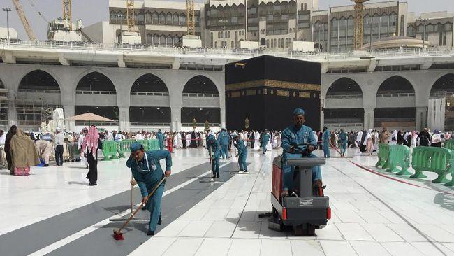 Asuransi syariah tak akan menanggung kerugian jemaah umrah akibat pembatalan perjalanan karena penghentian visa oleh Arab Saudi.