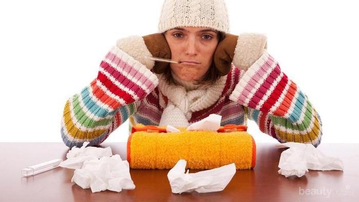 Makanan & Minuman yang Dapat Memperparah Flu