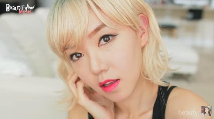Tutorial Makeup ala Choa AOA