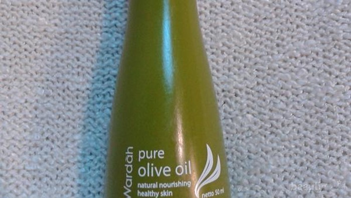 Review: Wardah Pure Olive Oil