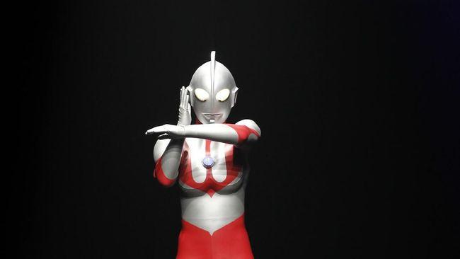 Japanese superhero
