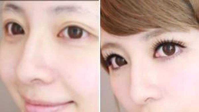 Tutorial Makeup ala Ayumi Hamasaki