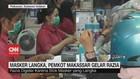 VIDEO: Masker Langka, Pemkot Makassar Gelar Razia
