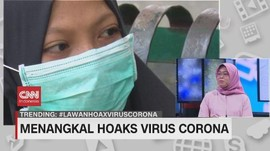 VIDEO: Menangkal Hoaks Virus Corona