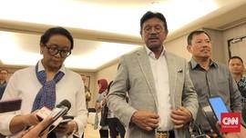 Di DPR, Menkominfo Tunjuk BSSN soal Kasus Data Warga RI Bocor