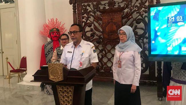 Ketua II Gugus Tugas Covid-19 Provinsi DKI Jakarta menyatakan pihaknya sedang mempersiapkan persyaratan yang dibutuhkan untuk mengajukan PSBB ke Menkes.
