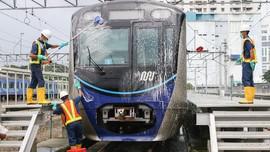 MRT Beroperasi Normal Hari Ini, Penumpang Tetap Dibatasi