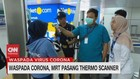 VIDEO: Waspada Corona, MRT Pasang Thermo Scanner