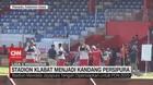 VIDEO: Stadion Klabat Menjadi Kandang Persipura