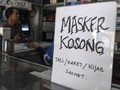 Kesulitan di RI Buat Sistem Pantau Stok Masker Kala Corona