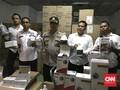 Polres Jakut Jual Masker Sitaan Rp4.400 per 10 Lembar