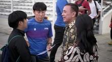 Ketua PSSI Iwan Bule: Shin Tae Yong Ditarget Juara Piala AFF
