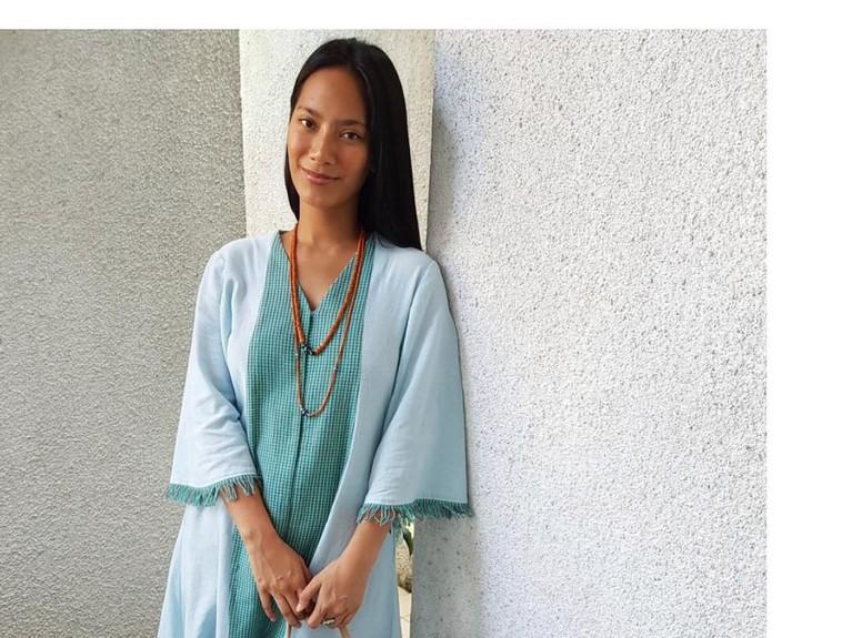 Tujuh potret gaya Tara Basro usai mengatakan dirinya selalu percaya diri dan mencintai bentuk tubuhnya.
