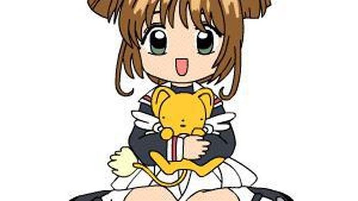 Karakter Maskot Lucu Dari Serial Anime