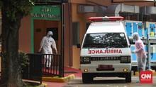 DKI Bakal Tambah RS Rujukan Seiring Sejuta Kasus Covid di RI