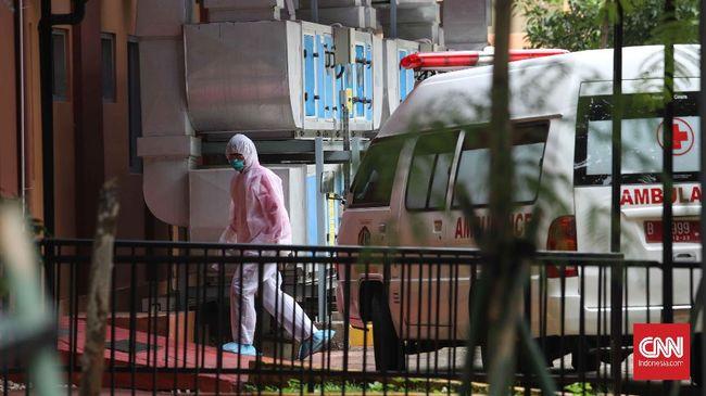 Pemerintah menyatakan 736 pasien dalam pengawasan corona termasuk 27 orang yang positif mengidap virus corona.