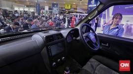 FOTO: DFSK Gelora EV, Van Listrik Pertama di Indonesia