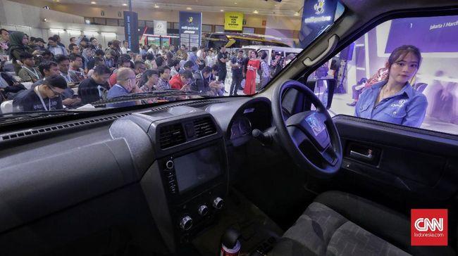 Target pemerintah dalam lima tahun mendatang yakni dari 2 juta mobil yang diproduksi di Tanah Air, 20 persennya masuk dalam kategori mobil ramah lingkungan.
