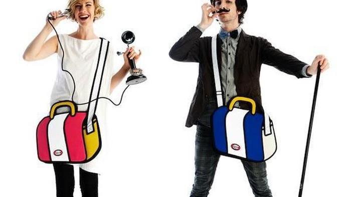 Jump From Paper: Tas yang Membawa Kita Ke Dunia Animasi