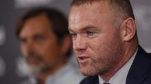 Foto Bareng Wanita Setengah Bugil, Rooney Mengaku Dijebak