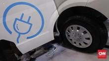 Perusahaan Baterai Mobil Listrik RI Bakal Produksi 2023