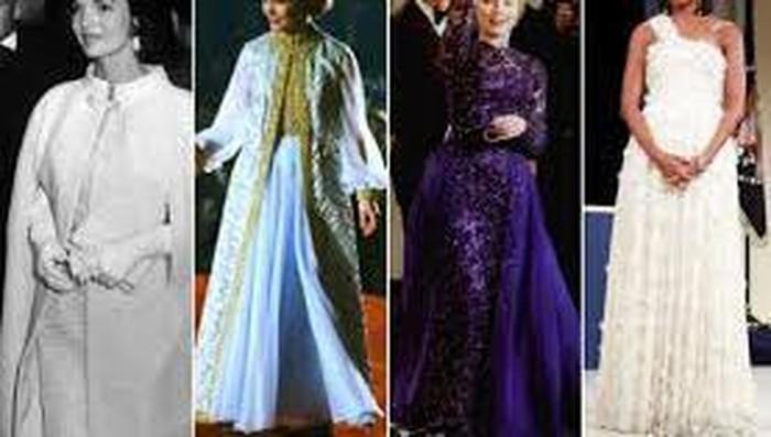 8 First Lady yang Paling Stylish