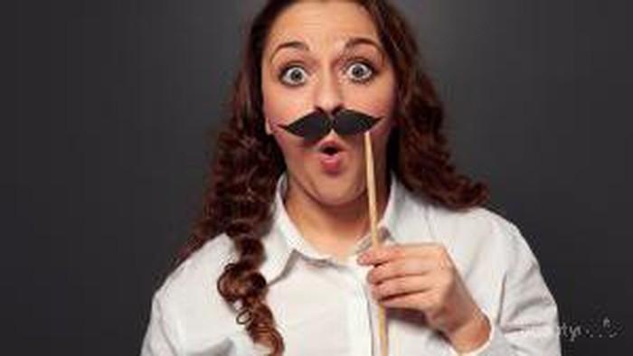 4 Cara Alami Hilangkan Kumis Pada Perempuan
