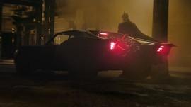 Sutradara The Batman Pamer Model Baru Batmobile