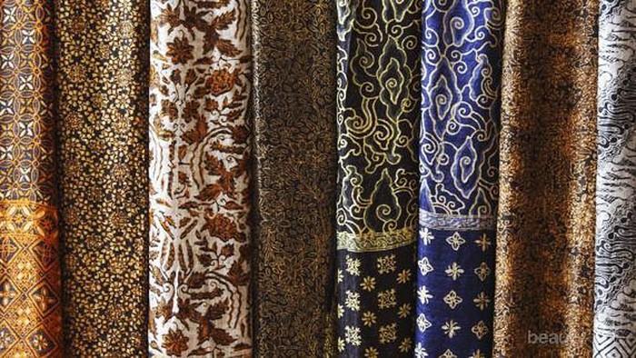 Jenis-Jenis Kain Batik
