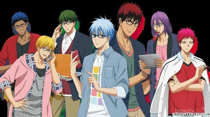 Pakai Kacamata Sekeren Karakter Anime? Mau Banget!