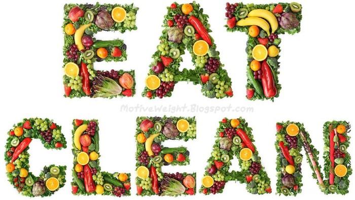 Langsing Dengan Diet Clean Eating!