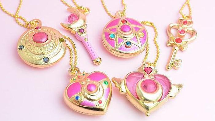 Bernostalgia dengan Merchandise Imut Sailor Moon