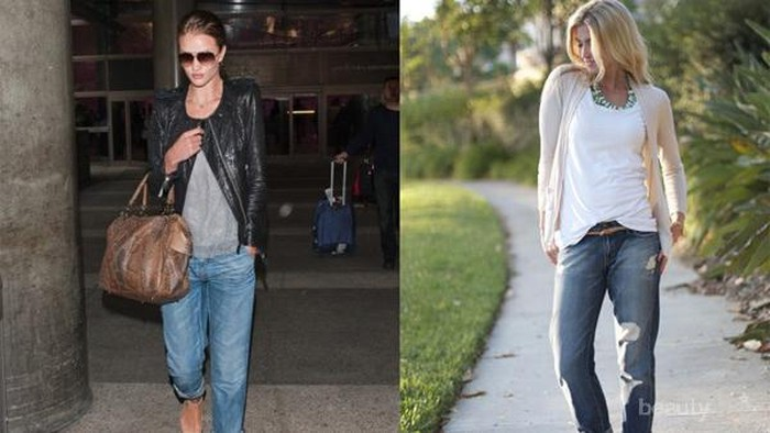 Mix N' Match: Boyfriend Jeans