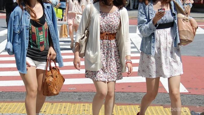 5 Dandanan Wajib Wanita Jepang