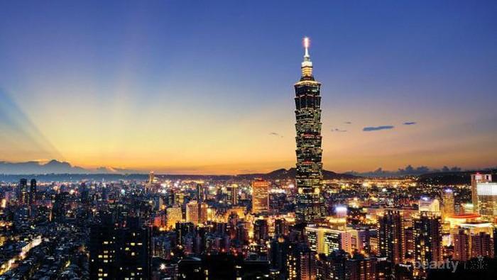 Tempat Wisata Terpopuler di Taiwan