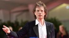 Mick Jagger Rilis Lagu soal Covid-19 Duet dengan Dave Grohl