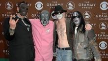 Band Slipknot Mengaku Jadi Lebih Kreatif Kala Pandemi
