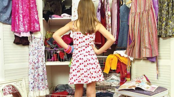 [FORUM] Kamu lebih lama dandan atau pilih baju?