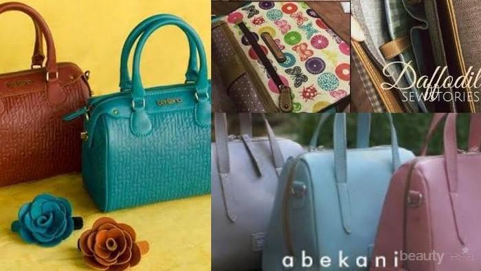 [FORUM] Ladies, kalian pakai tas dompet kulit produk lokalkah? Apa merk favorit kamu?