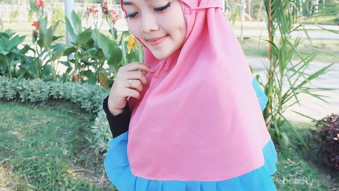 Mau Coba Hijab Bergo Cari Tahu Dulu Plus Minusnya