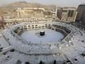 Arab Saudi Akan Lockdown Saat Perayaan Idulfitri