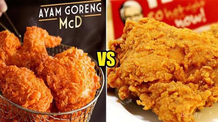 [FORUM] Lebih suka Ayam KFC atau MCD?