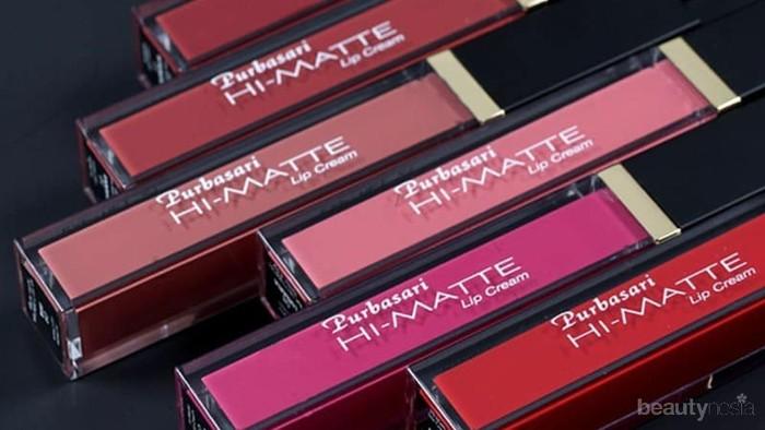 [FORUM] Purbasari Matte Lip Cream New Color!!